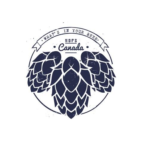 Vintage logo selection