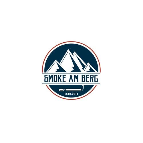 Smoke am Berg logo
