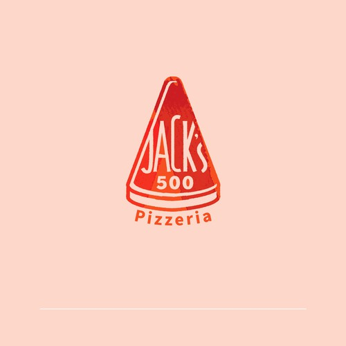 Logo design for a Neapolitan pizza restaurant