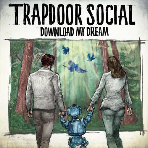 Album Cover for Trapdoor Social