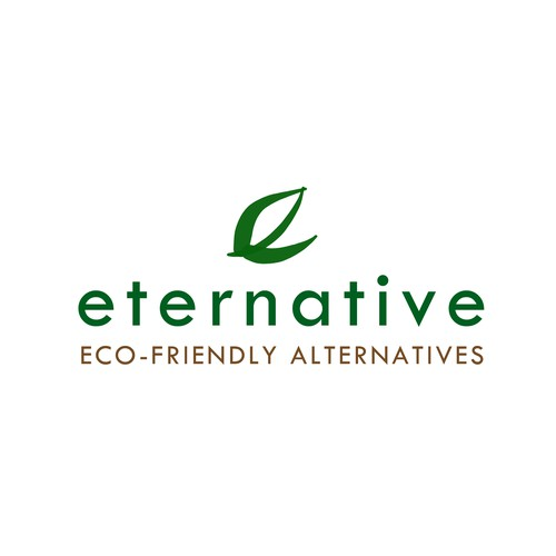 Logo design for Eco-friendly alternatives