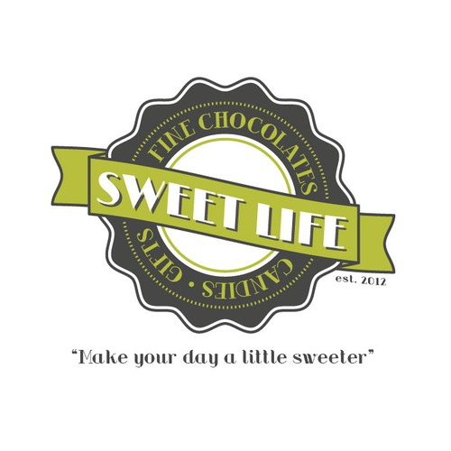 New logo wanted for Sweet Life