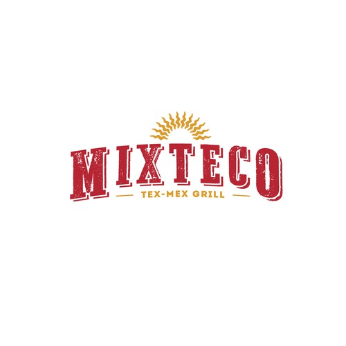 Logo Finalist for a Tex-Mex Grill project