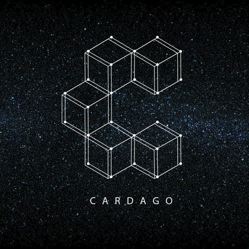 Logo for a electronic-music label