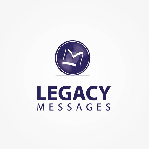 Help peoples stories lives on forever with an amazing logo for Legacy Messages