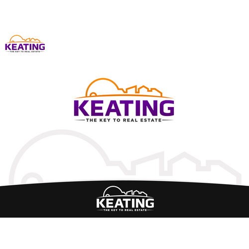 Logo for Keating