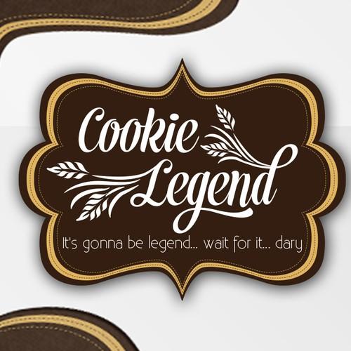logo for luxury bakery