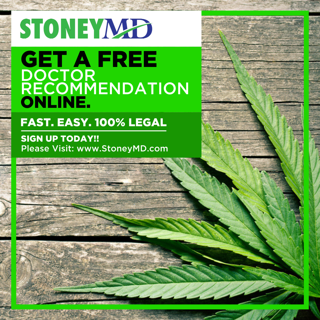 Need an attractive flyer to attach medical marijuana patients in california
