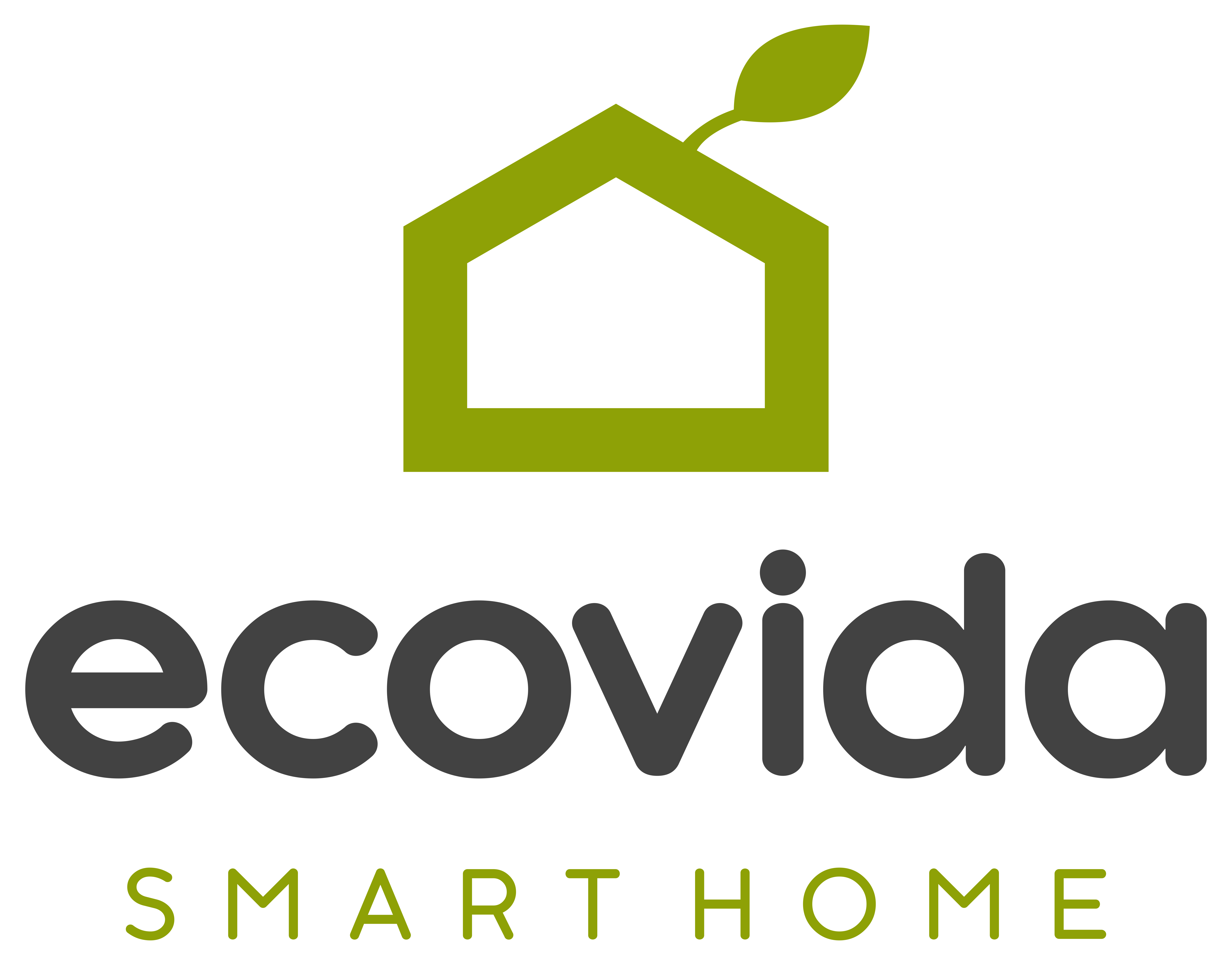 Create a modern, upscale logo for an energy-efficient home builder