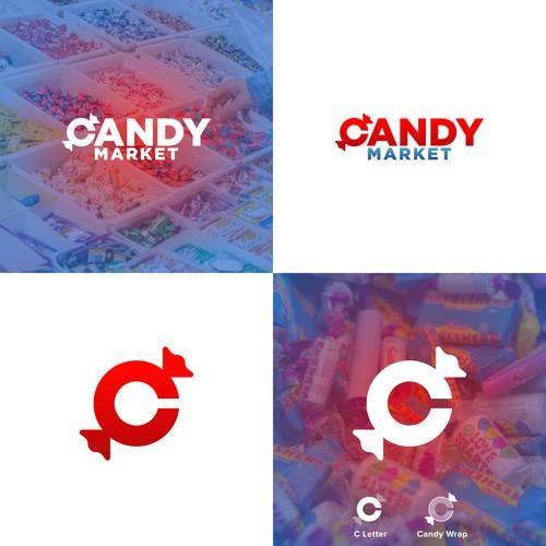 Candy C Monogram Logo