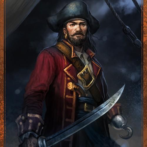 Capt. James Hook