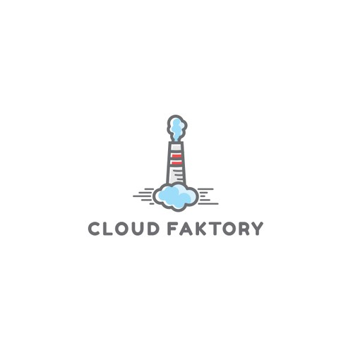 Cloud faktory logo