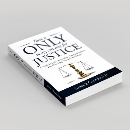 Book cover idea for Law topics