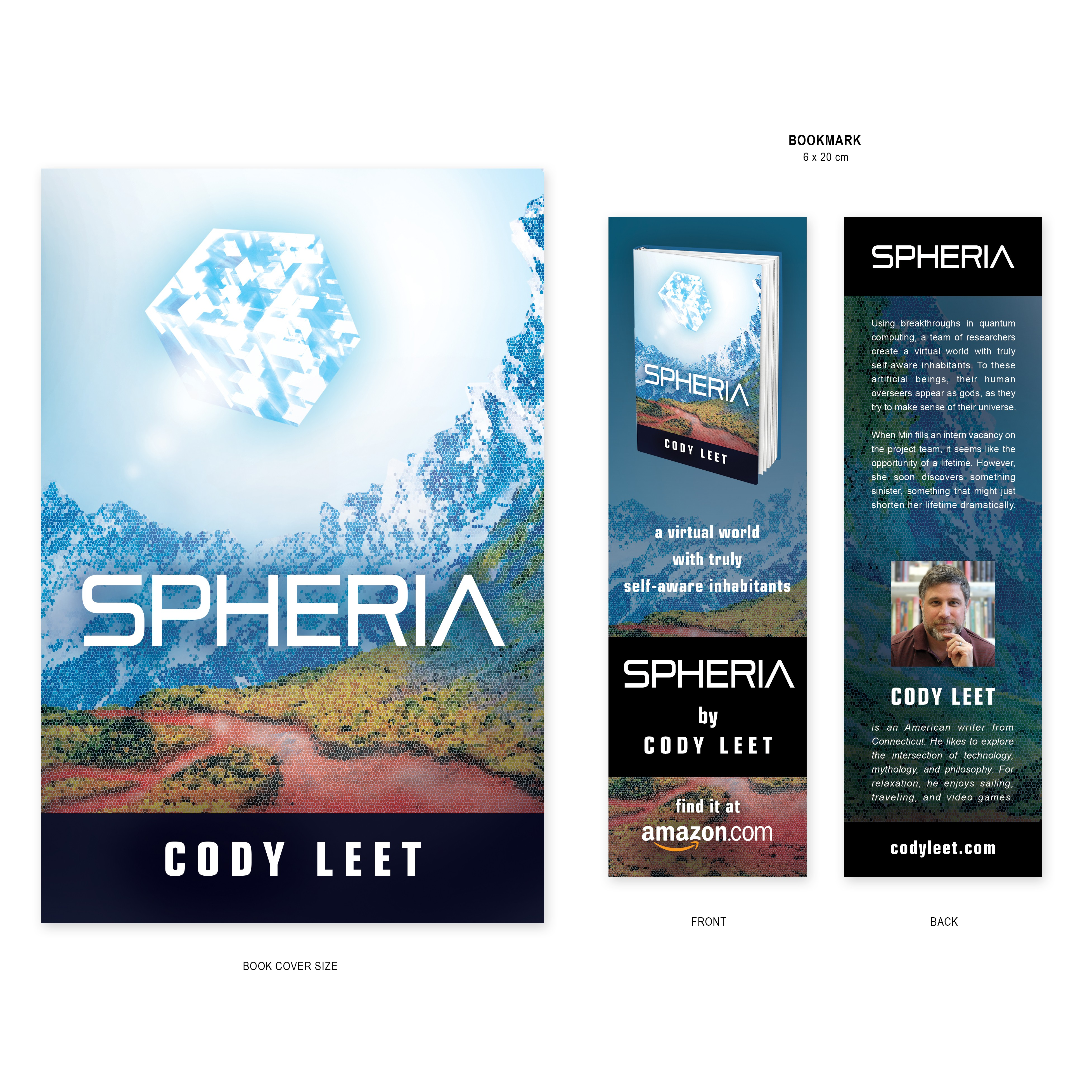 Bookmark for Spheria