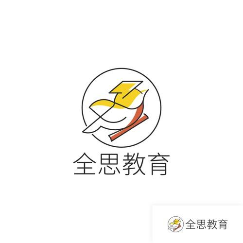 Oriental academy logo design