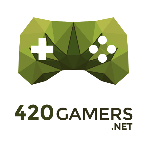 stoner video game community needs a logo