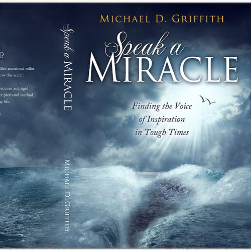 6x9 Book Jacket on inspiration/miracles