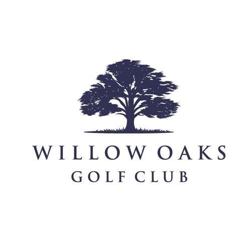 willow oak logo designs