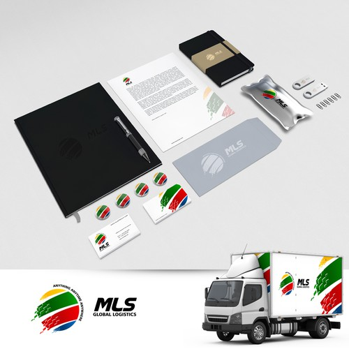 MLS Freight Logistics - Building a Global Logistics Company