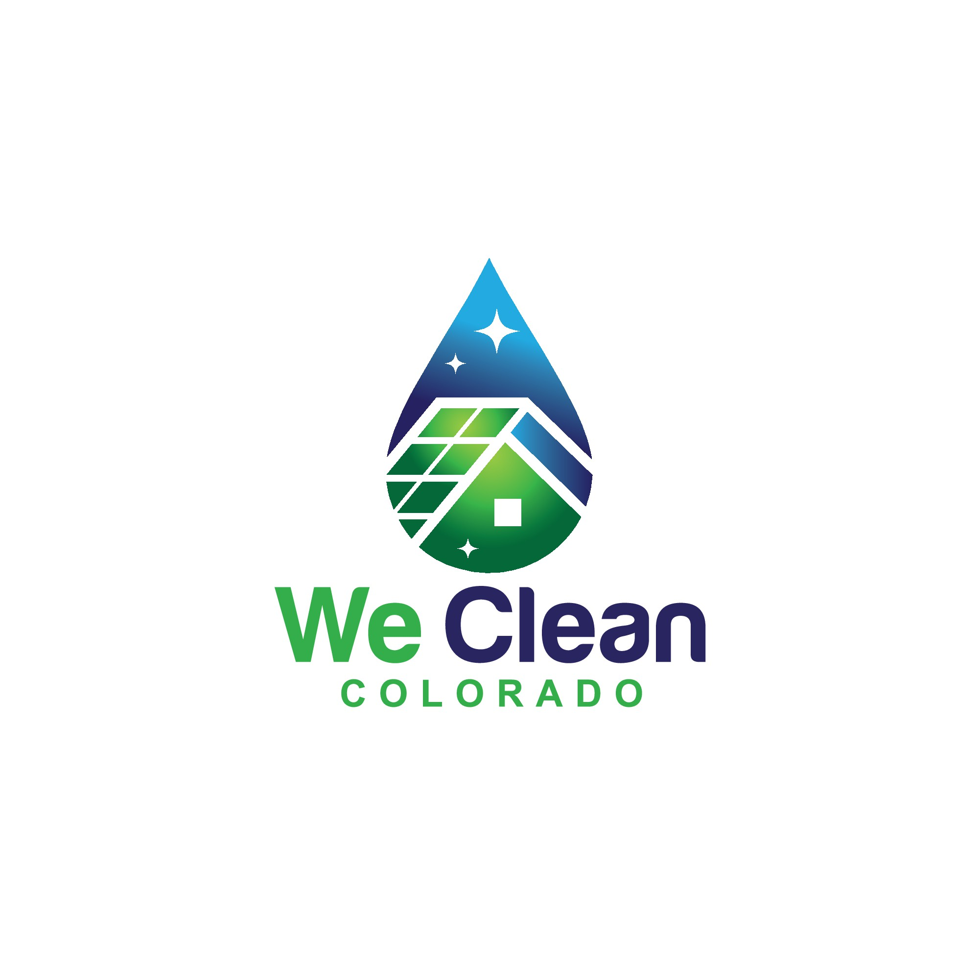 We need a power new logo for our cleaning company