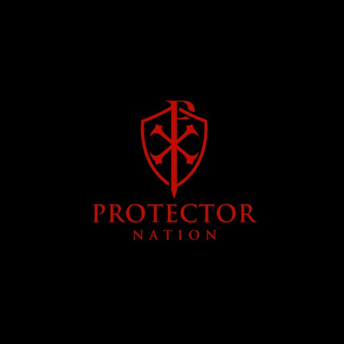 Logo for Protector Nation