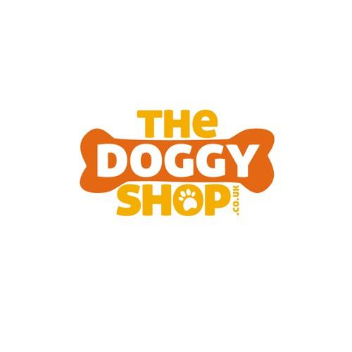 The Doggy Shop - High Quality Dog Food Website