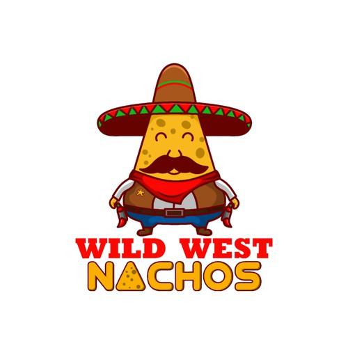 Logo design for food trucker