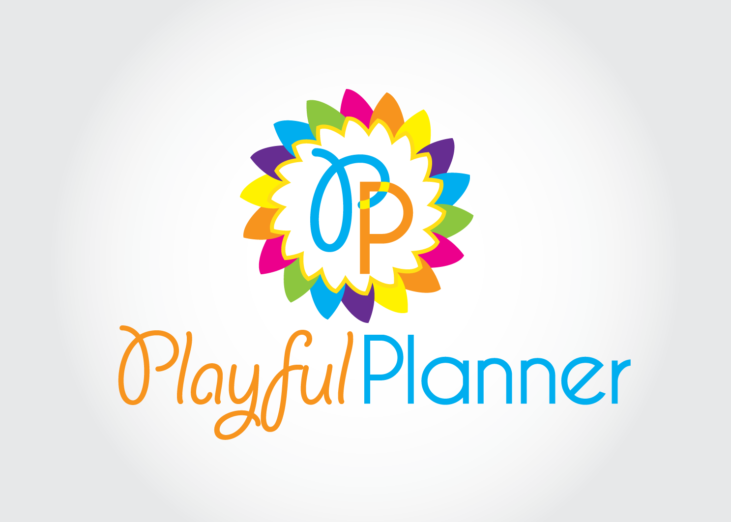 """Playful Planner"" needs a new logo"