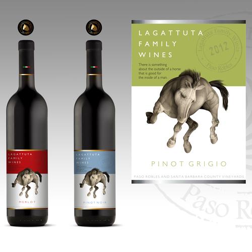 Italian Winery in need of great label!
