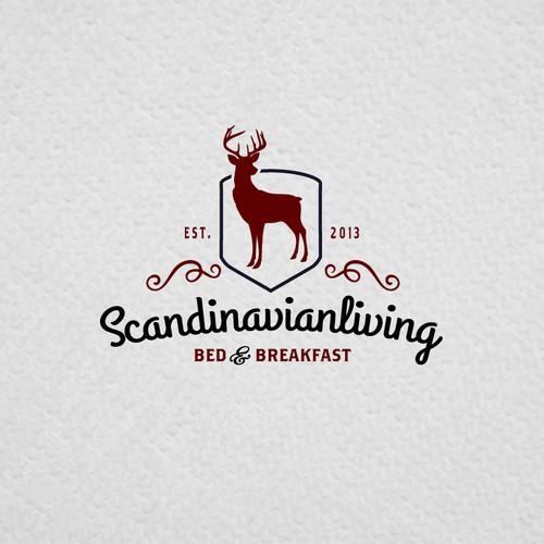 Create a winning logo for Scandinavianliving