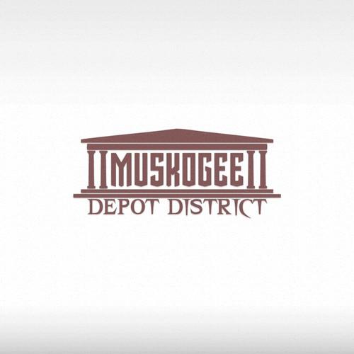 MUSKOGEE depot district
