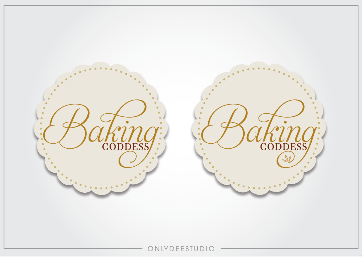 Help Baking Goddess with a new logo