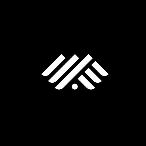 Monogram Logo concept for Mobile Home Investment