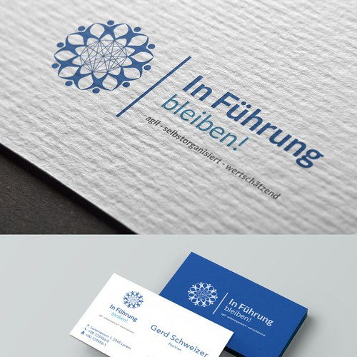 logo design for personal coaching