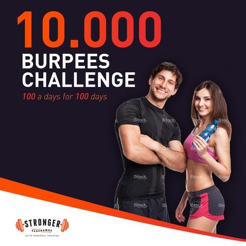 10.000 burpee challenge