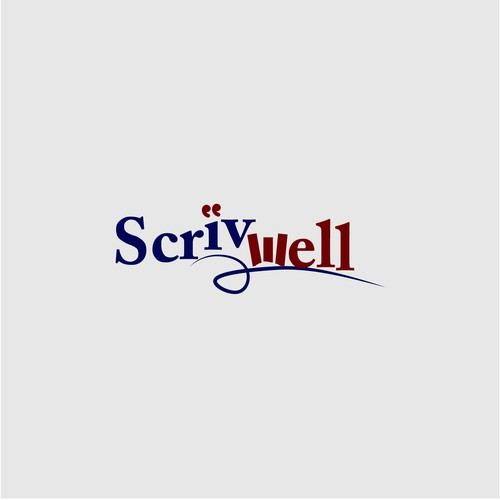 simple logo for Scrivwell