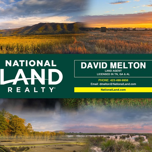 YouTube Theme/Cover For National Land Realty