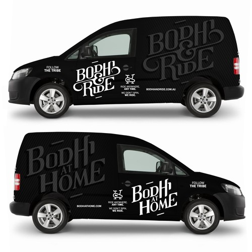 Car Wrap for Bodhi