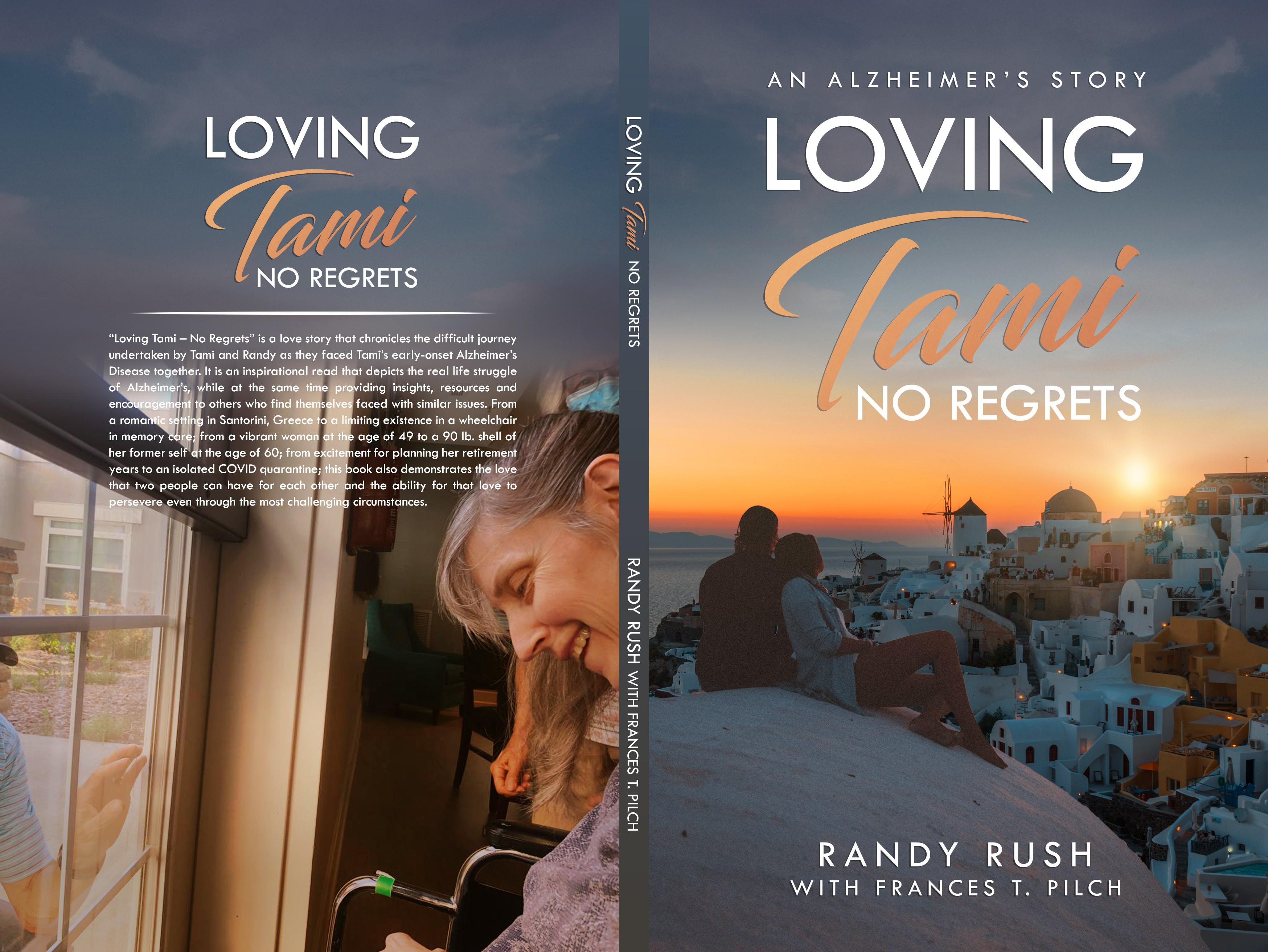 Nonfiction Book Cover (Randy R)