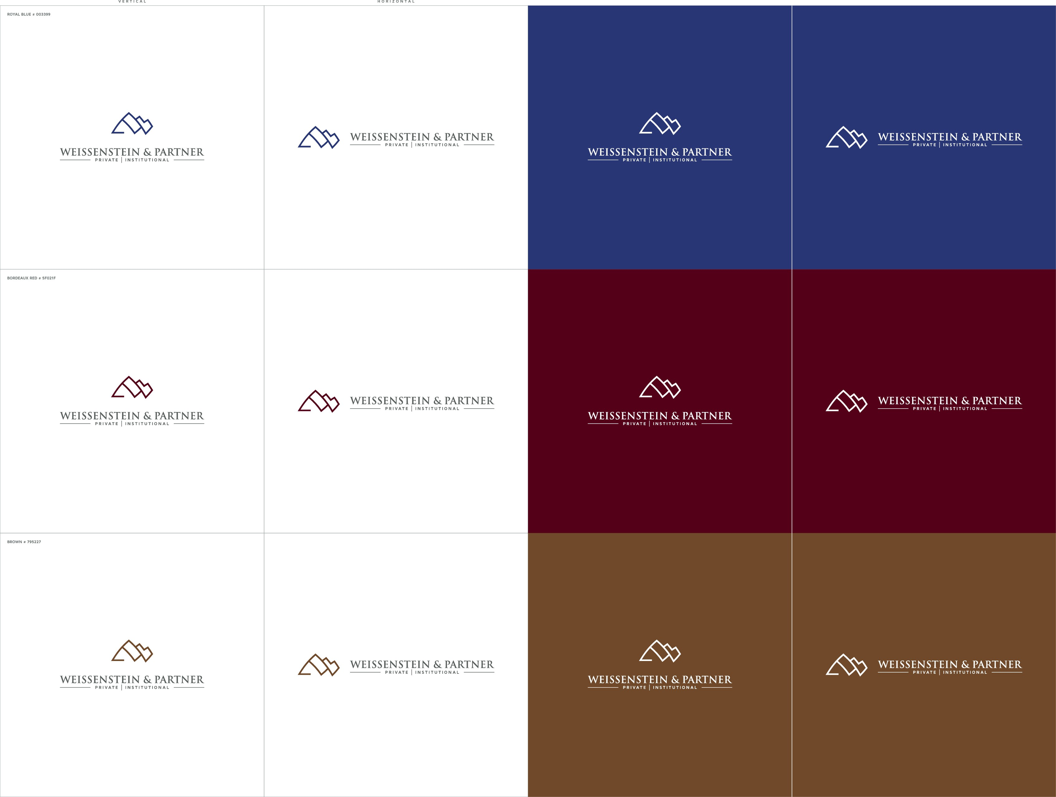 create a logo for a distinguished asset management firm