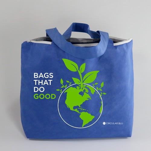 Illustration for bag design