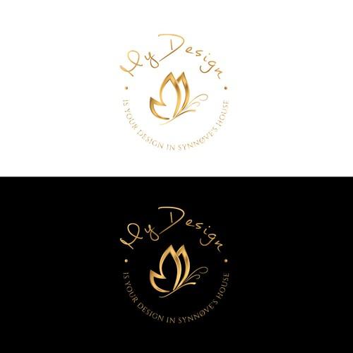 Logo for brand MyDesign - art and memories
