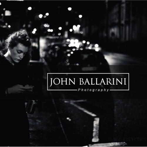 John Ballarini Photography Logo