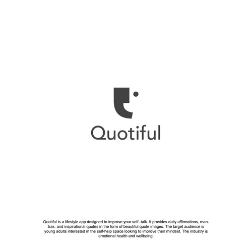 Quotiful App Logo