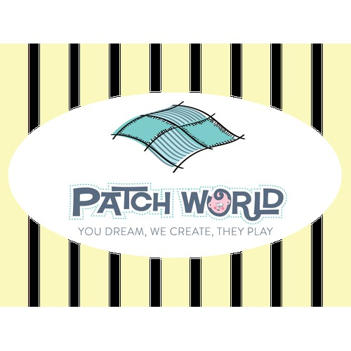 logo for patch world
