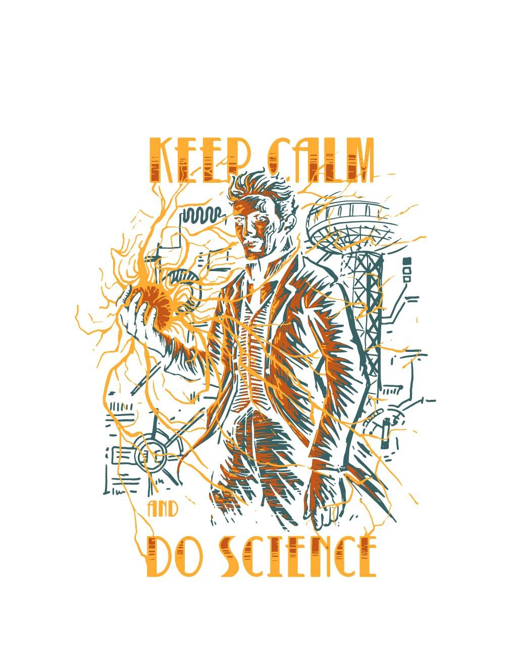 T-Shirt to inspire achievers: inventors, scientists, entrepreneurs