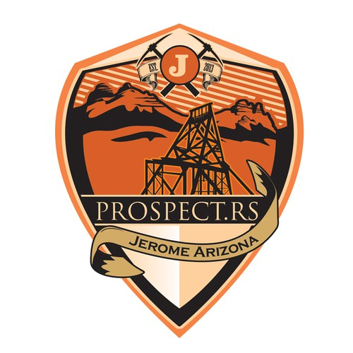 Create the next logo for Prospect.rs