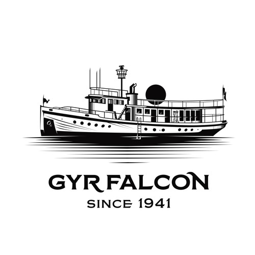 The Gyrfalcon - ship illustration