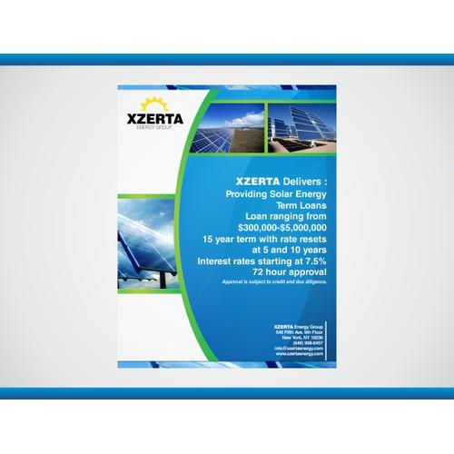 brochure solar energy
