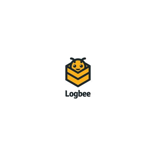 Logo for Logbee